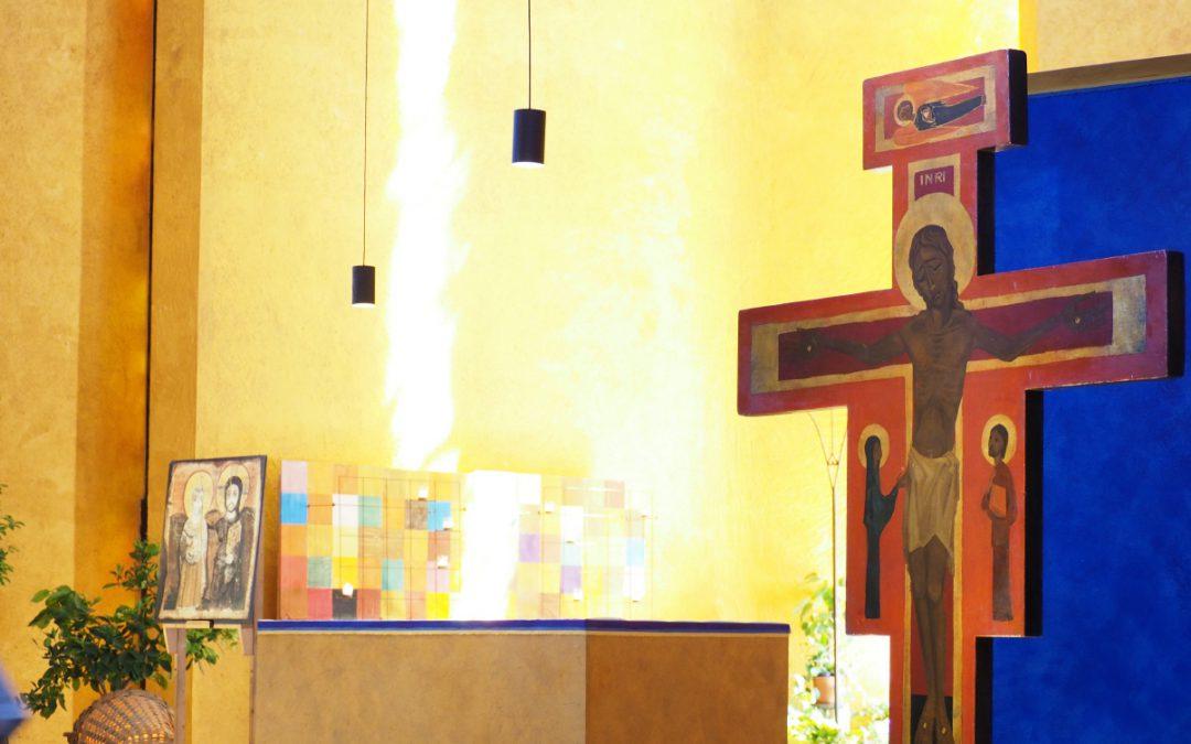 Ökumenische Taizé-Abendgebete in Klinikkapelle im Winter 2019/2020